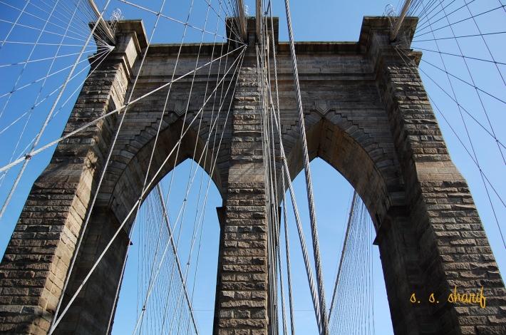 Brooklyn Bridge - thesunhascomeup.wordpress.com