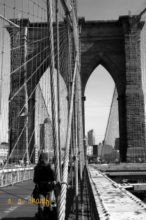 Brooklyn Bridge - thesunhascomeup.wordpress.com